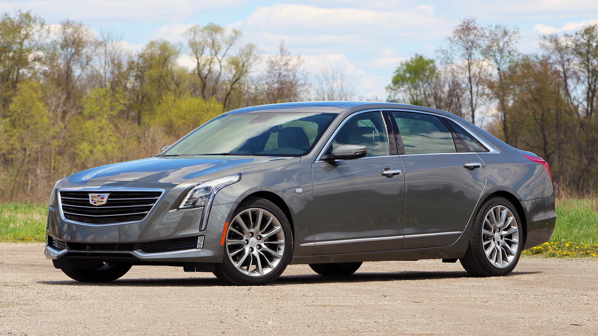First Drive 2016 Cadillac Ct6 Motor1 Com