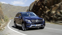 Mercedes GLE officially unveiled