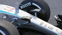 'Clever' Mercedes dodges camera mount ruling