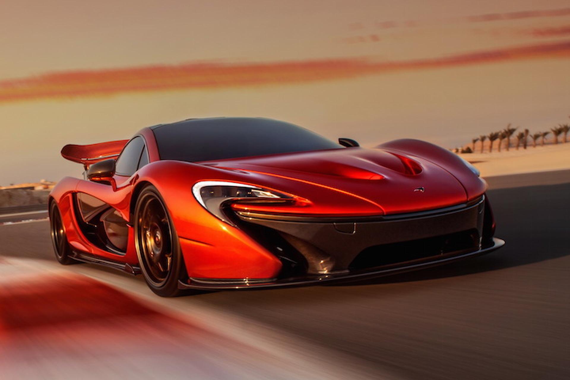 McLaren Officially Ends Production of the P1 Hypercar