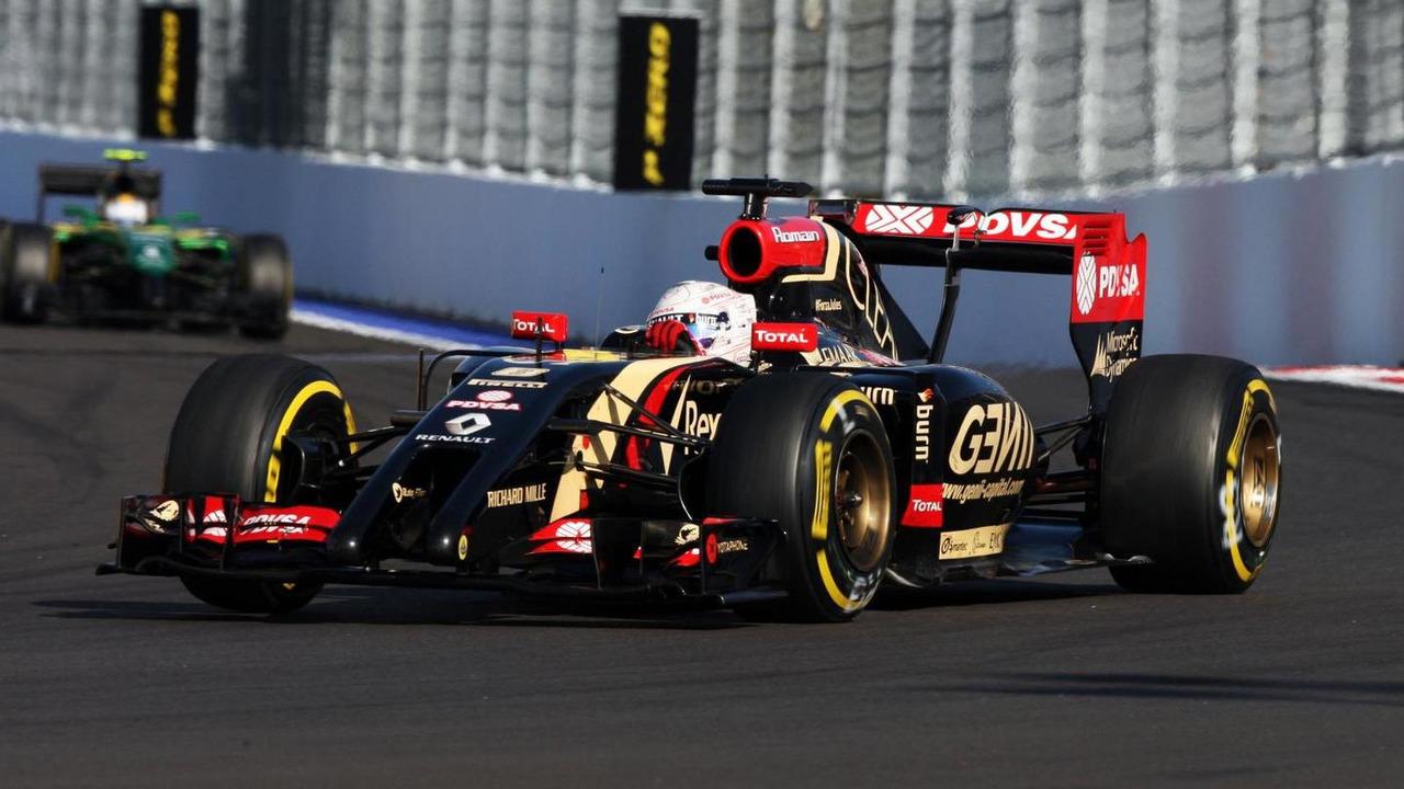Romain Grosjean (FRA) / XPB
