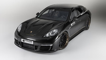 Porsche Panamera Turbo receives new body kit from Prior Design