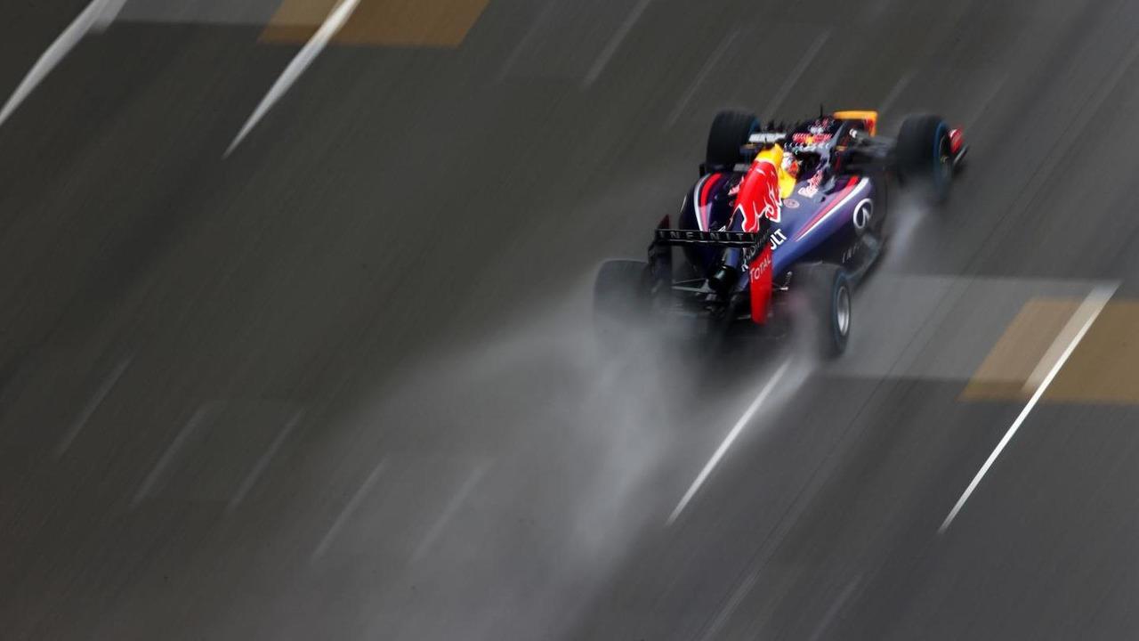 Sebastian Vettel (GER), Chinese Grand Prix, Shanghai / XPB