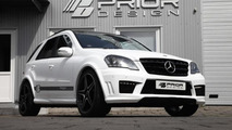 Mercedes M-Class by Prior Design 09.5.2012