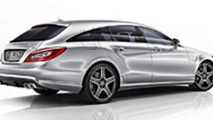 Mercedes CLS 63 AMG Shooting Brake, 500, 03.07.2012