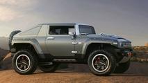 2008 NAIAS: Hummer HX concept
