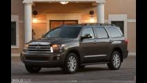 2011 Toyota Sequoia: Model Overview