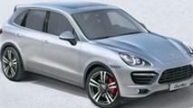 2011 Porsche Cayenne Captured on German Car Configurator