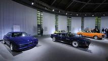 BMW exhibition - 80 years of car production, Concorso d'Eléganza Villa d'Este 2009