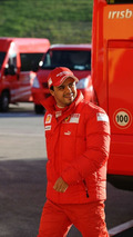 Massa does first laps in new F60