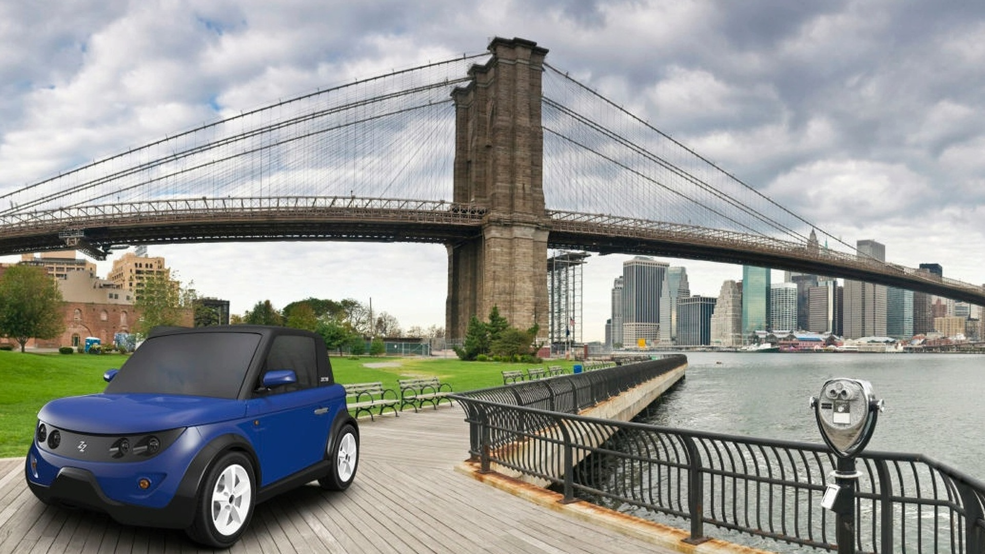 Tazzari ZERO EV to Arrive in North America Early 2010