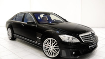 Brabus iBusiness S-Class with 750 hp & Apple Multimedia