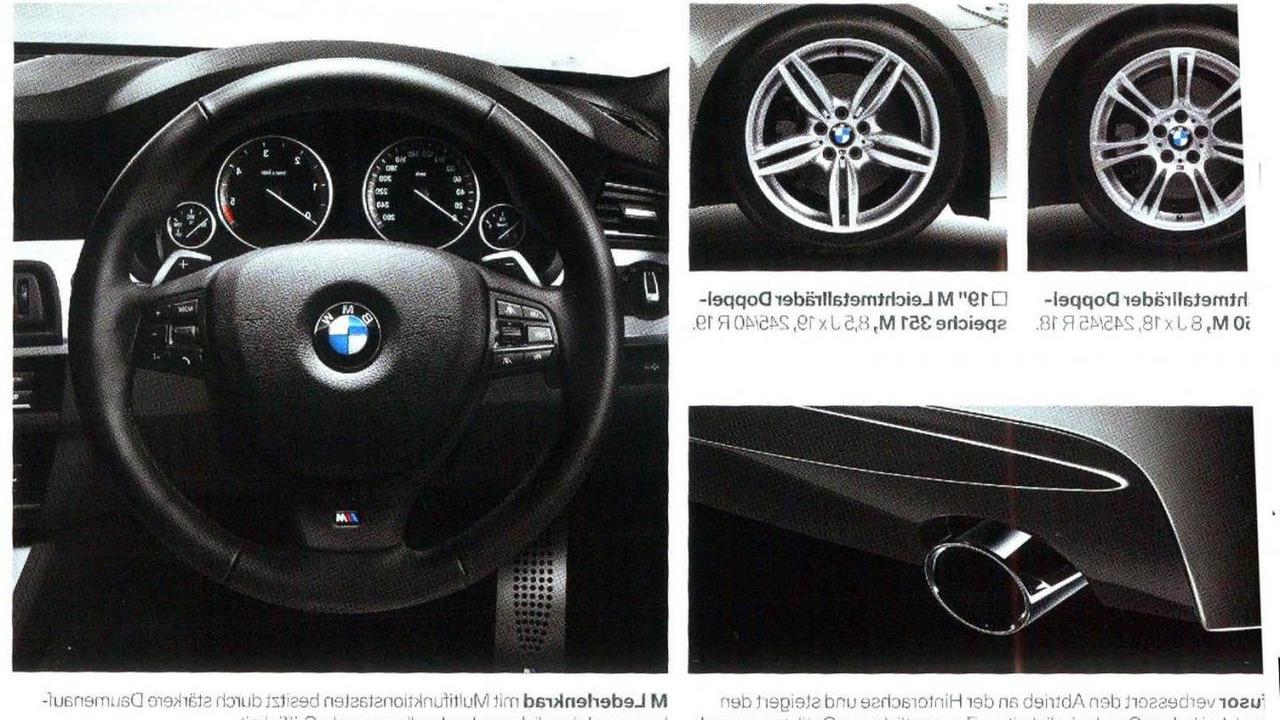 2011 BMW 5-Series Touring M-Sport package brochure leak, 1600, 22.06.2010