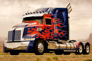 Uber Offers a Chance to Rollout with Optimus Prime