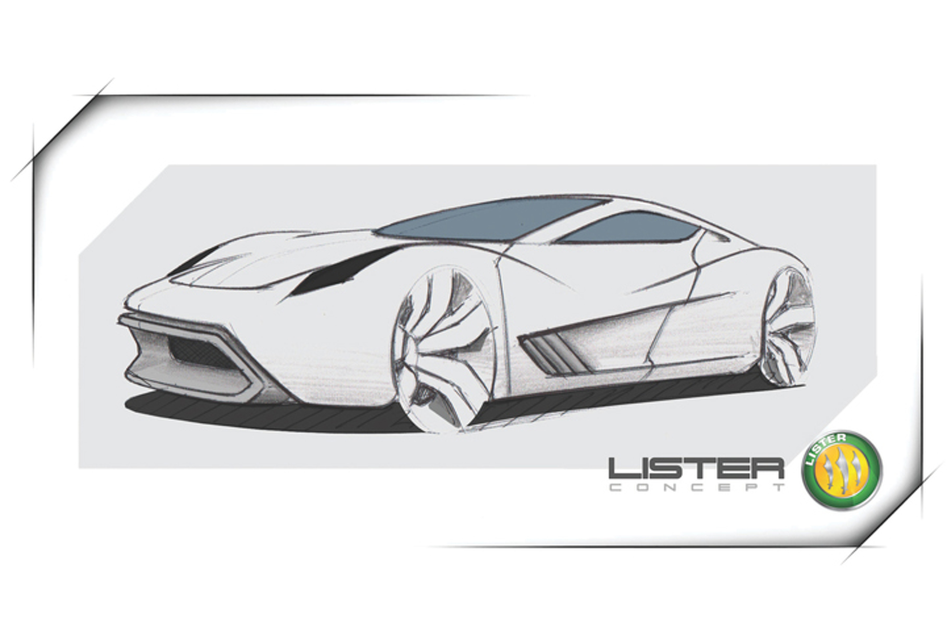 Lister Concept Could be the Next Big Hypercar