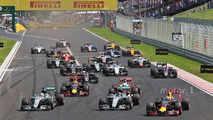 F1 Hungarian Grand Prix - Race Results