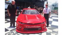 2017 Chevrolet Camaro to run in the Xfinity Series