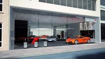 McLaren MP4-12C showroom rendering 18.03.2010