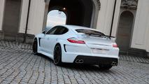 TECHART Porsche Panamera GrandGT 28.10.2010