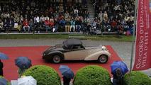 Bugatti, 57C, 1939, Concorso d'Eléganza Villa d'Este 2009