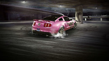 Customized 2010 Ford Mustang