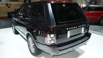Range Rover Autobiography Ultimate Edition live in Geneva - 01.03.2011