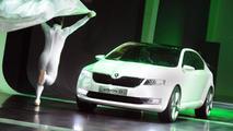 Skoda Design Concept live in Geneva - 28.02.2011