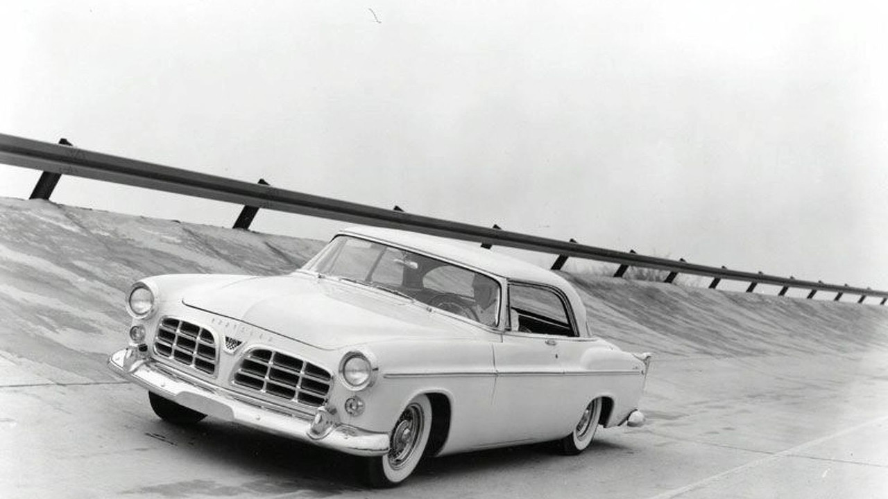 Chrysler 1955 C300