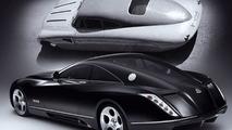 Maybach Exelero Show Car
