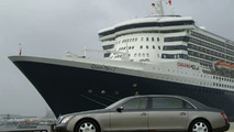 Maybach in Supporting Role for QM2