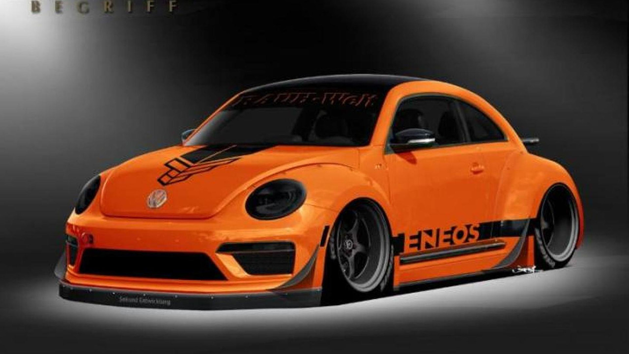 Volkswagen Beetle by Tanner Foust and RAUH-Welt Begriff