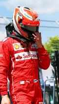 Montreal rumour says Ferrari to axe Raikkonen