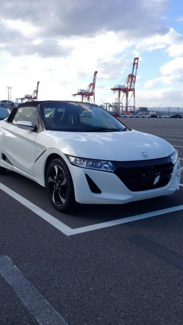 Honda S660 production version