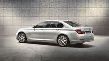 BMW ActiveHybrid 7 Individual Edition unveiled in Japan