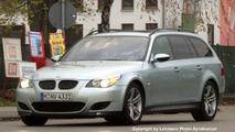 SPY PHOTOS: BMW M5 Touring