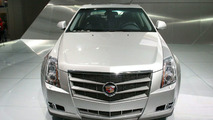 All-New 2008 Cadillac CTS at Frankfurt