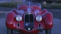 1938 Alfa Romeo 8C 2900 Mille Miglia