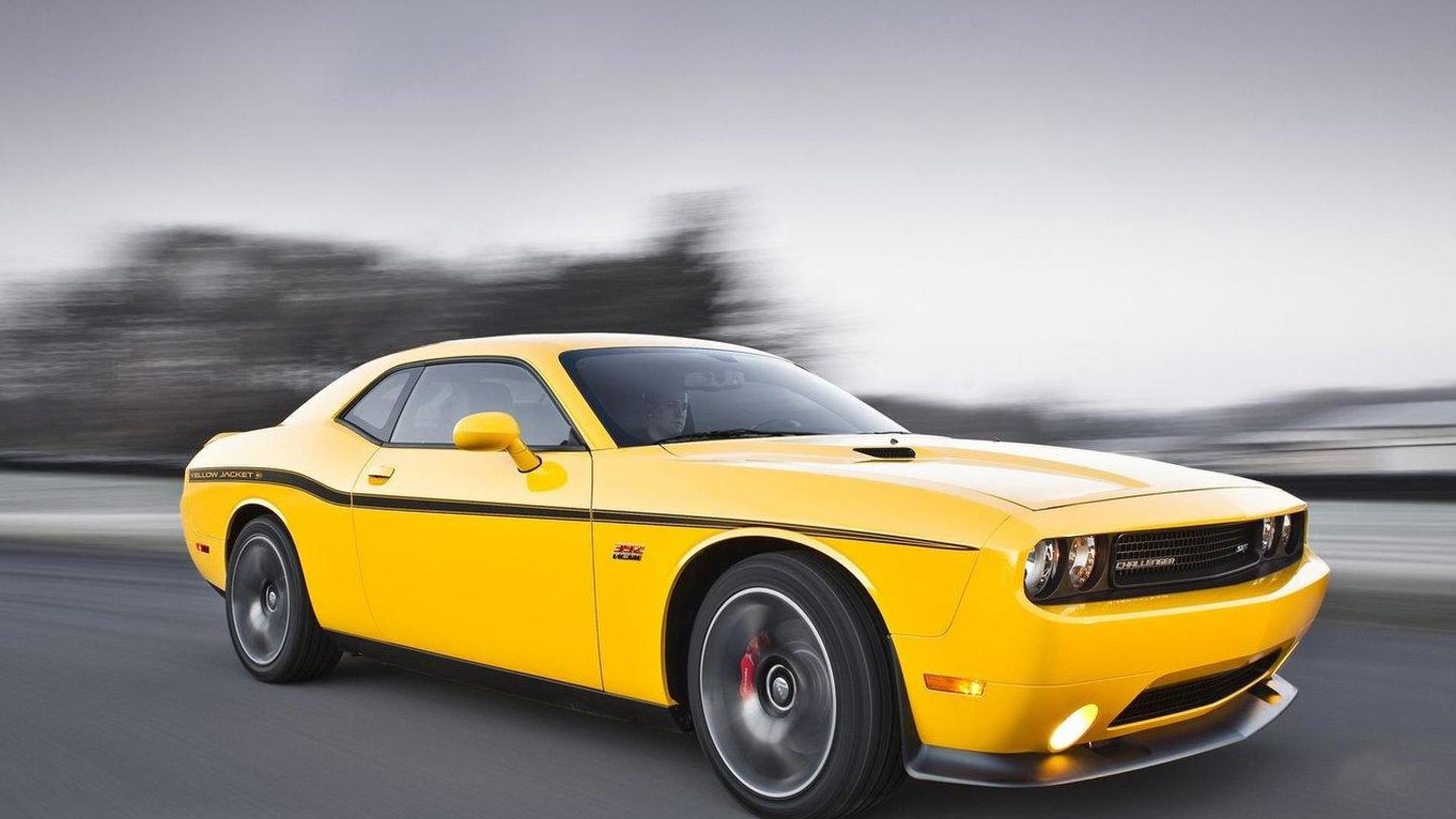 2012 dodge challenger srt8 yellow jacket and charger srt8 super bee for l a. Black Bedroom Furniture Sets. Home Design Ideas