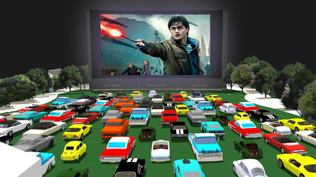 This Modern-Day Drive-In With A Twist Could Be A Big Success