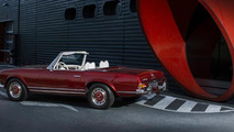 1971 Mercedes-Benz 280SL by Overdrive 27.09.2013