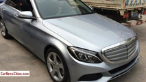 Mercedes-Benz C-Class L brings its strecthed wheelbase to Beijing