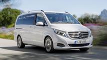 Mercedes hints at new V-Class based model for Geneva