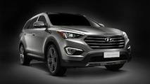 2013 Hyundai Sante Fe LWB 04.04.2012