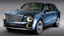 Bentley release SUV powertrain details, new photos
