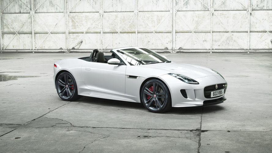 Jaguar F-Type British Design Edition unveiled