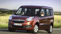 2012 Opel Combo revealed