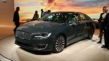2017 Lincoln MKZ facelift unveiled with a new 400 bhp V6 engine