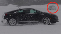2014 CTS accidentally revealed by Cadillac