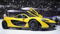 McLaren P1 'online interactive experience' arriving in May [video]