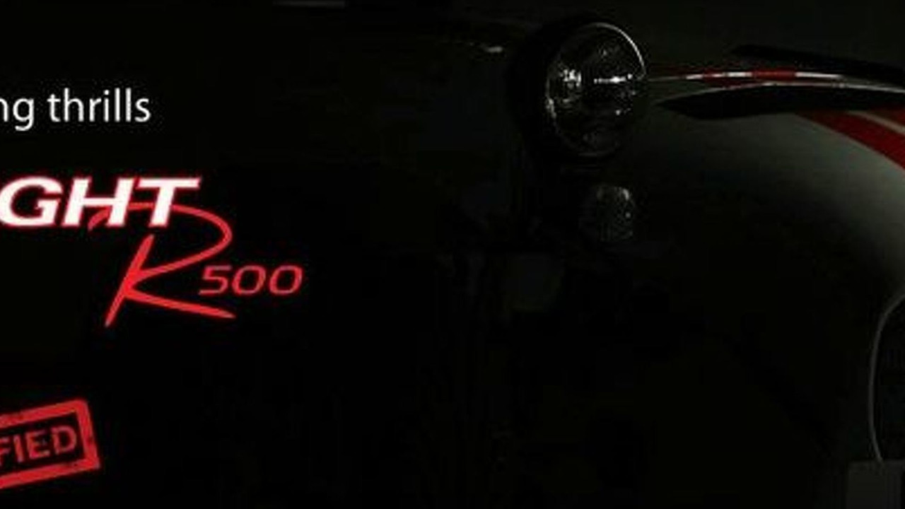 Caterham Superlight R500 teaser image